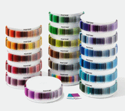 PANTONE PLASTIC STANDARD CHIP COLLECTION PMS