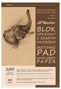 KVISTBLOCK A4 100 ARK