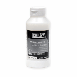 LIQUITEX POURING MEDIUM 237 ML