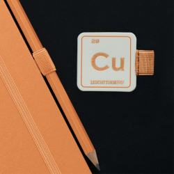 LEUCHTTURM PEN LOOP, COPPER 1917