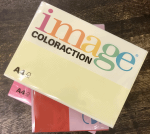 IMAGE COLORACTION 120G A4