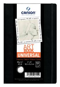 CANSON UNIVERSAL ART BOOK