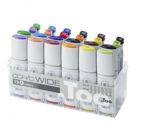 COPIC WIDE MARKER 24-SET A