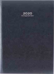 FÖRETAGARKALENDERN 2020 SVART, BURDE