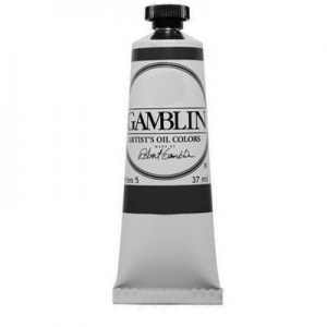 GAMBLIN 1060 BURNT SIENNA 37 ML