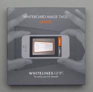 WHITELINES WHITEBOARDMAGNET SMALL