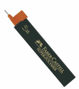 FABER CASTELL BLYERTSSTIFT 0,9MM, B