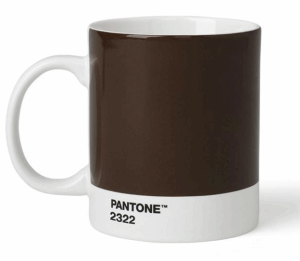 PANTONE MUGG BROWN 2322