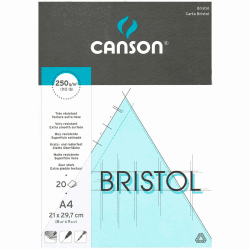 CANSON BRISTOL BLOCK