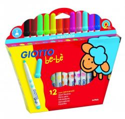 GIOTTO BEBE TUSCHPENNA 12-PACK