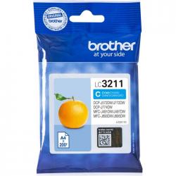 BLÄCKPATRON BROTHER DCP-J572 CYAN