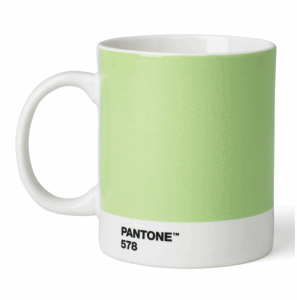 PANTONE MUGG LIGHT GREEN 578