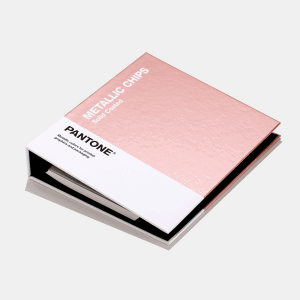 PANTONE METALLIC CHIPS BOOK