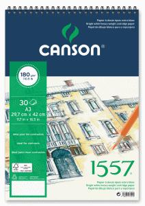 CANSON RITBLOCK 1557, A3