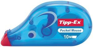 TIPP-EX POCKET MOUSE KORRIGERINGSROLLER