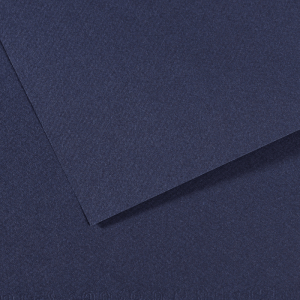 CANSON MI-TIENTES 50X65CM, INDIGO BLUE