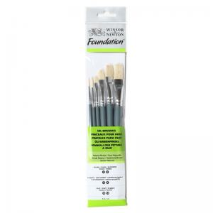 FOUNDATION PENSELSET NO 25