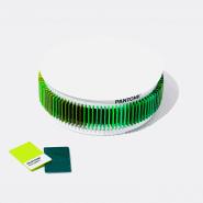 PANTONE PLASTIC STANDARD CHIP COLOR SET GREEN