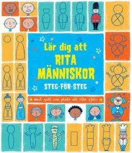BOK: LÄR DIG RITA MÄNNISKOR