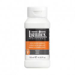 LIQUITEX HIGH GLOSS VARNISH 118 ML
