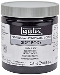 LIQUITEX AKRYLFÄRG SOFT BODY 237 ML