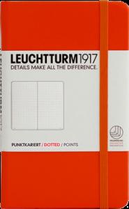 LEUCHTTURM ANTECKNINGSBOK SLIM MASTER (A4)