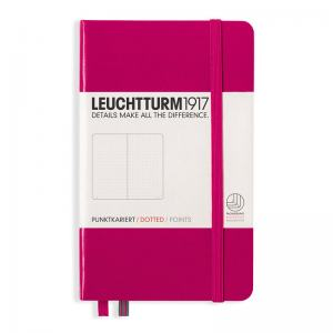 LEUCHTTURM POCKET PRICKAD, BERRY