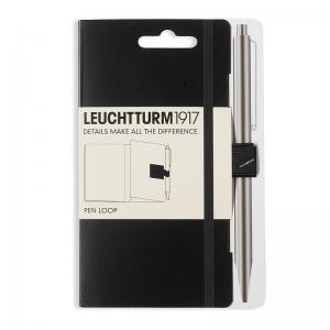 LEUCHTTURM PEN LOOP BLACK