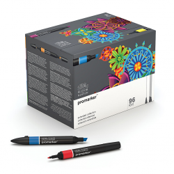 WINSOR & NEWTON PROMARKER EXTENDED COLLECTION 96-SET