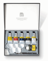 WINSOR & NEWTON GALERIA ACRYLIC INTRODUCTORY SET