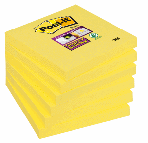 POST-IT SUPERSTICKY 76X76MM