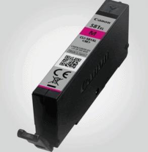 BLÄCKPATRON PIXMA TR8550 MAGENTA XL