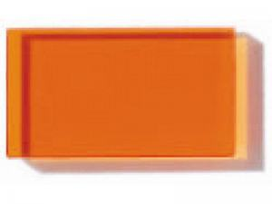 AKRYLGLAS GS 3,00 12X25 ORANGE