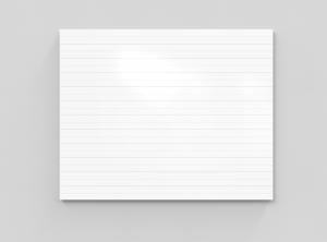 WHITEBOARD TAVLA AIR LINES, 1490X1190MM