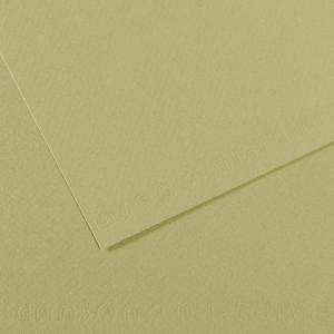 CANSON MI-TIENTES 50X65CM, LIGHT GREEN