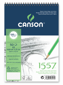 CANSON SKISSBLOCK 1557