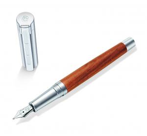 STAEDTLER PREMIUM LINE LIGNUM RESERVOIR PLUM WOOD MEDIUM