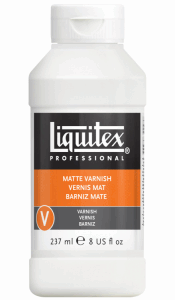 LIQUITEX MATTE VARNISH 118 ML