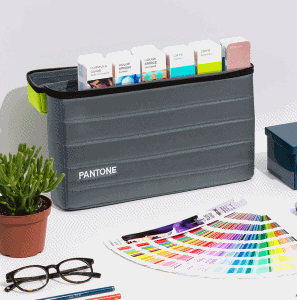 PANTONE PLUS PORTABLE GUIDE STUDIO (8 SOLFJÄDRAR) GPG304M