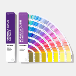FÄRGKARTA PANTONE FORMULA GUIDE 2-SET COATED & UNCOATED GP1601A