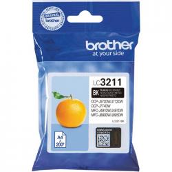 BLÄCKPATRON BROTHER DCP-J572 SVART