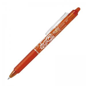 PILOT FRIXION CLICKER 0,7MM ORANGE