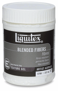 LIQUITEX BLENDED FIBER 237 ML