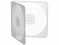 CD/DVD-FÖRVARING MAILCASE 5-PACK