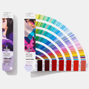 PANTONE PLUS FÄRGKARTA FORMULA GUIDE 2-SET C/U GP1601N
