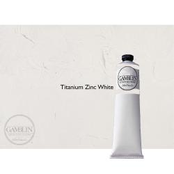 GAMBLIN OIL COLOR WHITE