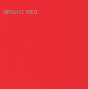 CANFORD PAPPER A4, BRIGHT RED