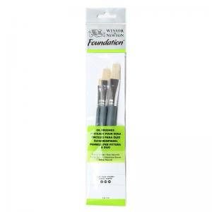 FOUNDATION PENSELSET NO 20