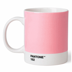 PANTONE MUGG LIGHT PINK 182
