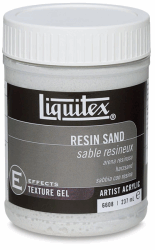 LIQUITEX RESIN SAND 237 ML